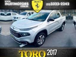 Título do anúncio: Fiat toro 2017 2.0 16v turbo diesel volcano 4wd at9