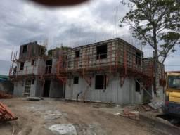 Casa Verde Amarela e MCMV em paredes de concreto moldadas in loco
