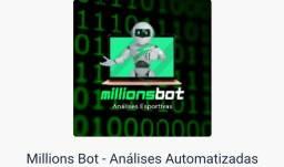 Título do anúncio: Robô para trader esportivo