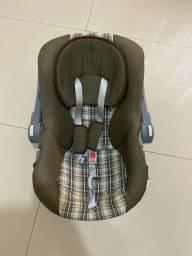 Bebê conforto + espelho para carro e apoio de pescoço