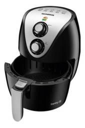 Título do anúncio: Fritadeira Elétrica Sem Óleo Aier Frier Mondial 3.5 Litros