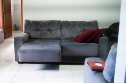 Título do anúncio: Dois sofás e duas poltronas (Conjunto)