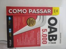 Título do anúncio: Livro de 5 mil questões para OAB