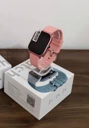 Smartwatch Colmi P8 com película - novo na caixa