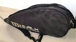 Raqueteira Wilson BLX (6 raquetes)