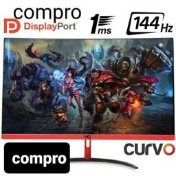 C0mpr0 monitor gamer acima de 24pol