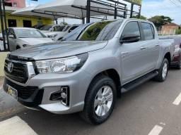 Título do anúncio: Toyota Hilux SR 2.7 flex 2018/19