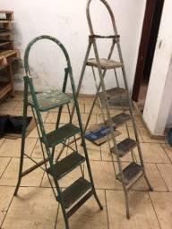 Título do anúncio: Escadas de ferro R$80,00 cada