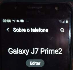 Título do anúncio: Celular J7 Prime 2 Samsung