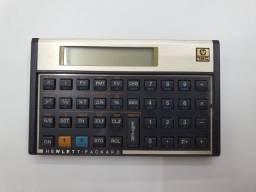 Título do anúncio: Calculadora Financeira HP12c Gold em Perfeito Estado