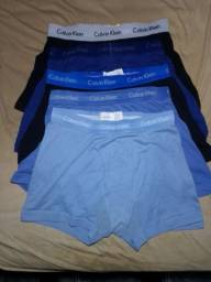 Título do anúncio: Cuecas Calvin Klein (5 cuecas) - importadas