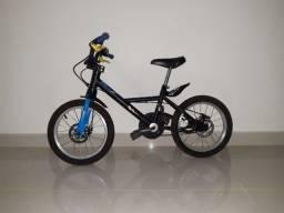 Título do anúncio: Bicicleta Infantil Aro 16 Jack Pirabike Btwin<br><br>
