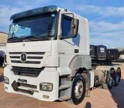 Título do anúncio: Caminhão Mb Axor 2540 Cavalo 6x2 Trucado