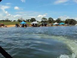 Lotes no lago Corumbá IV a prestação