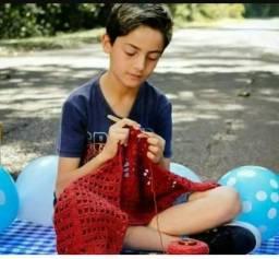 Crochê com Junior Crocheteiro