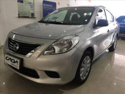 Nissan Versa 1.6 s 16v - 2012
