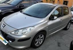 Peugeot 307 hatch feline / 2009 automático completo - 2009