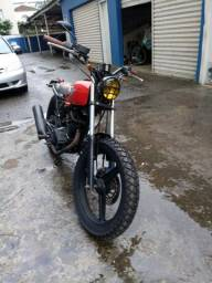 Moto custom a venda sc
