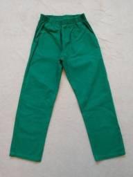 Calça jeans Milon tam 6 anos