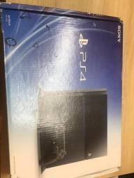 PlayStation 4 (pouco uso)
