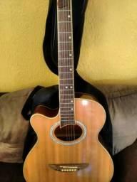Vendo violão canhoto