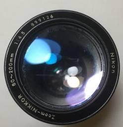 Nikon Objetivas