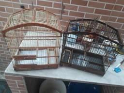 2 gaiolas