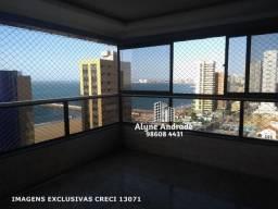 Um por Andar | Desocupado / Pertinho da Av. Beira-Mar