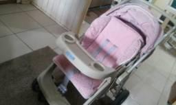 Carrinho bebe menina