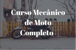Curso Mecânico de Moto Completo   Academia do Mecânico