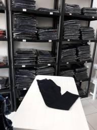 Renda Extra até 100%-Calças Jeans Masculina