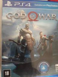 God of war .ultimo que saiu