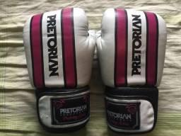 34adb57c7 Luva de Boxe Muay Thai Pretorian 12OZ