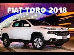 Fiat Toro 1.8 16v Freedom Flex Aut. Top de Linha. (só pra venda) - 2018