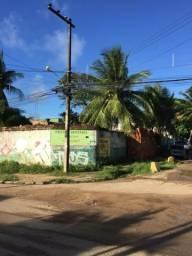 Alugo terreno de esquina 700m² murado - Jardim Fragoso