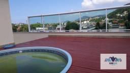 Cobertura com 2 dormitórios para alugar, 150 m² por R$ 1.600/mês -´Ótima localização -  It