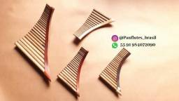 Flautas Pan Profissionais