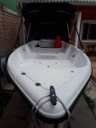 Barco pouquíssimo uso - 2018