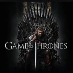 Game Of Thrones, passo para o seu computador, pendrive ou HD externo. 4,00 por temporada