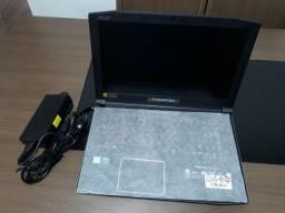 Notebook Gamer Acer Predator Helios 300 zeradinho!!