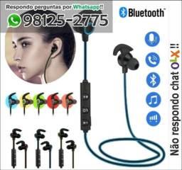 Fone Bluetooth ( com Microfone )( sem fio ) NOI