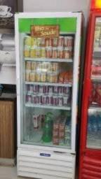 Expositor de bebidas vertical metalfrio