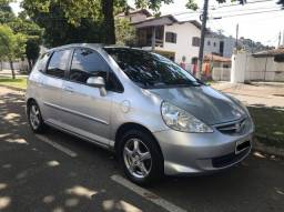 Fit 2008 4 Pneus Novos + Manual e Chave Reserva - 2008