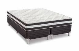 Conj.Box Premium D33 Casal Reconflex - Oferta Imbatível - Entrega Imediata