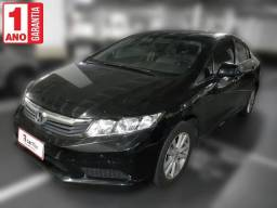 Civic Sedan LXS 1.8/1.8 Flex 16V Aut. 4p - 2014