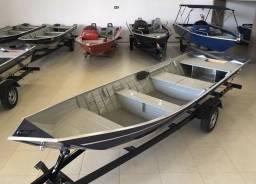 Barco alumínio, Amazonas 550 Master - 2019