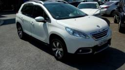 PEUGEOT 2008 GRIFFE 1.6 16V AT FLEXSTART Branco 2015/2016 - 2015