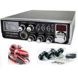 Rádio Px Voyager Vr-148 Gtl-nc *Novo na caixa