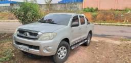 Hilux cd 4x2 diesel - 2010