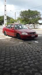 Honda civic 98 automático - 1998